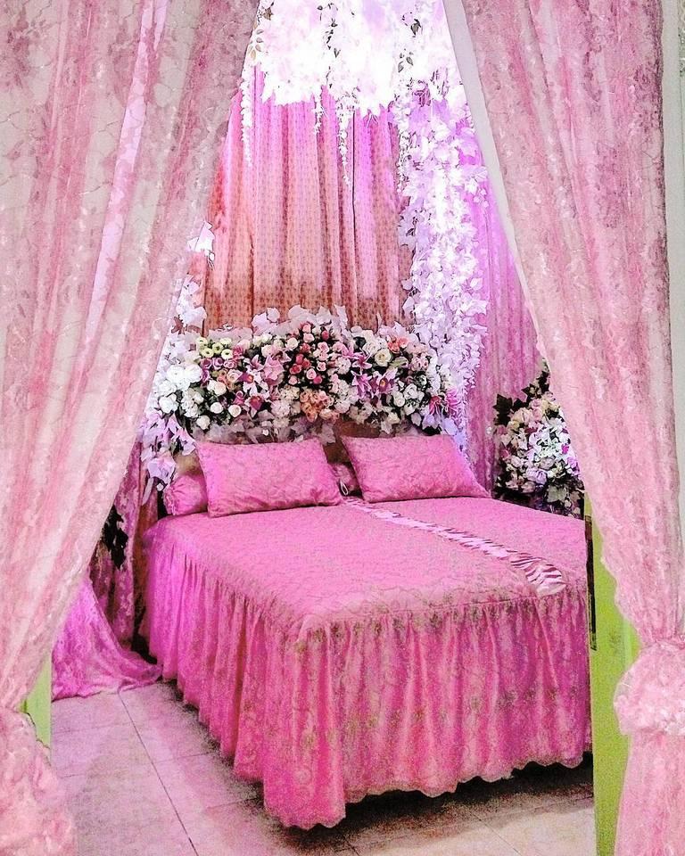 Model Dekorasi Kamar Pengantin Romantis Terbaru
