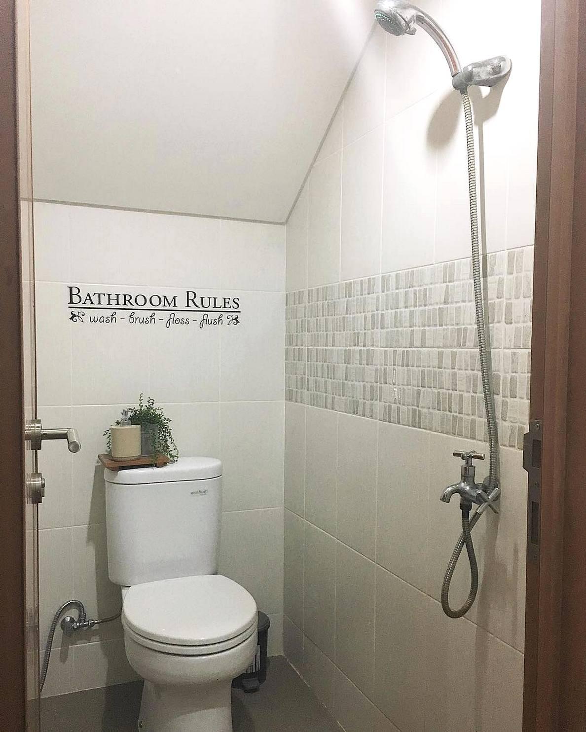 kamar mandi minimalis terbaru model kamar mandi minimalis terbaru