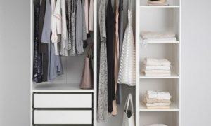 Model Lemari Minimalis Terbaru Dengan Lemari Baju Gantung Minimalis