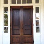 Model Pintu Rumah Minimalis 2 Pintu Besar Kecil Atau Pintu Rumah Utama Unik