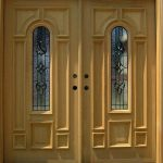 Model Pintu Rumah Minimalis 2 Pintu Dari Kayu