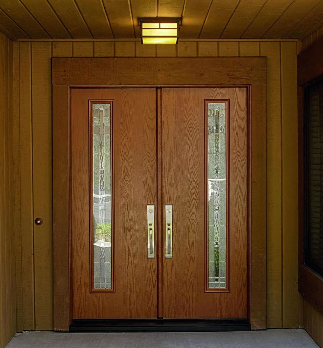 Model Pintu Rumah Minimalis 2 Pintu Terbaru