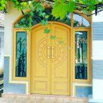Model Pintu Utama Rumah 2 Pintu Dengan 2 Jendela Untuk Pintu Rumah Minimalis