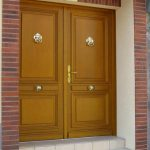 Model Pintu Utama Rumah Mewah Atau Pintu Rumah Minimalis 2 Pintu