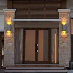 Model Pintu Utama Rumah Mewah Dari Kaca