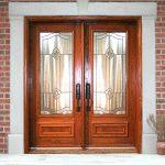 Model Pintu Utama Rumah Mewah Minimalis 2 Pintu
