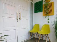 Model Pintu Utama Rumah Minimalis 2 Pintu Terbaru
