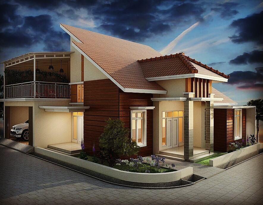 image gallery model rumah