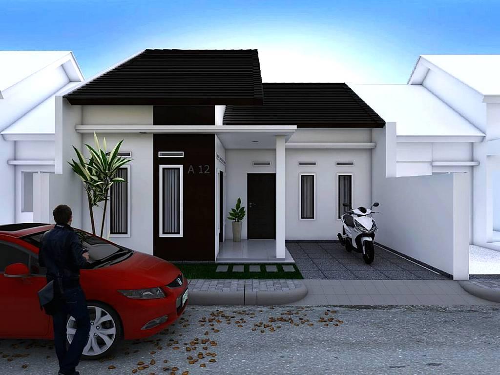 Rumah Minimalis Sederhana 1 Lantai Terbaru Desain Rumah Minimalis