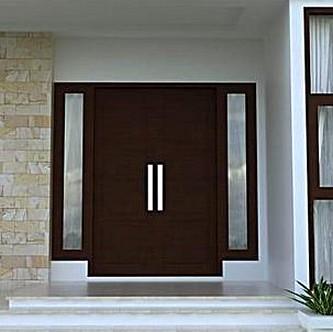 293+ Contoh Desain Pintu Rumah Yang Elegan Paling Bagus
