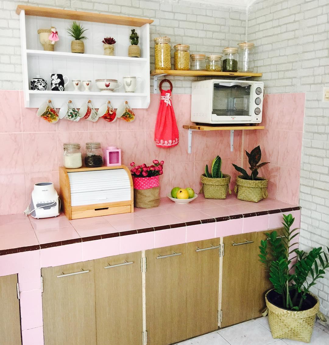 Model Rak Dapur Minimalis Modern Terbaru  Dekor Rumah