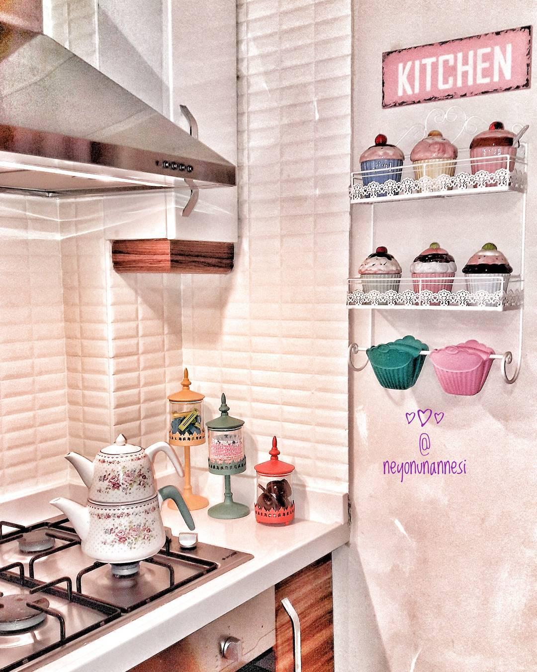 42 Model Rak Dapur Minimalis Modern Terbaru 2019 Dekor Rumah