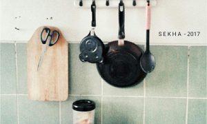 Rak Gantung Minimalis Rak Dapur Minimalis Peralatan Dapur