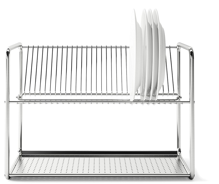 Rak Piring Kitchen Set: Jual Rumah Tingkat Minimalis