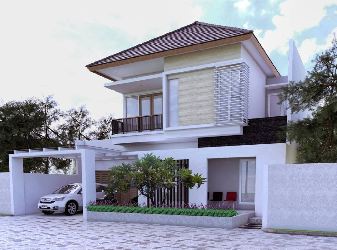 Rumah Mewah Minimalis Terbaru