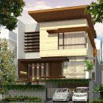 Rumah Mewah Modern Minimalis Esklusif Terbaru