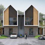 Rumah Mewah Modern Minimalis Esklusif Untuk Perumahan Elit