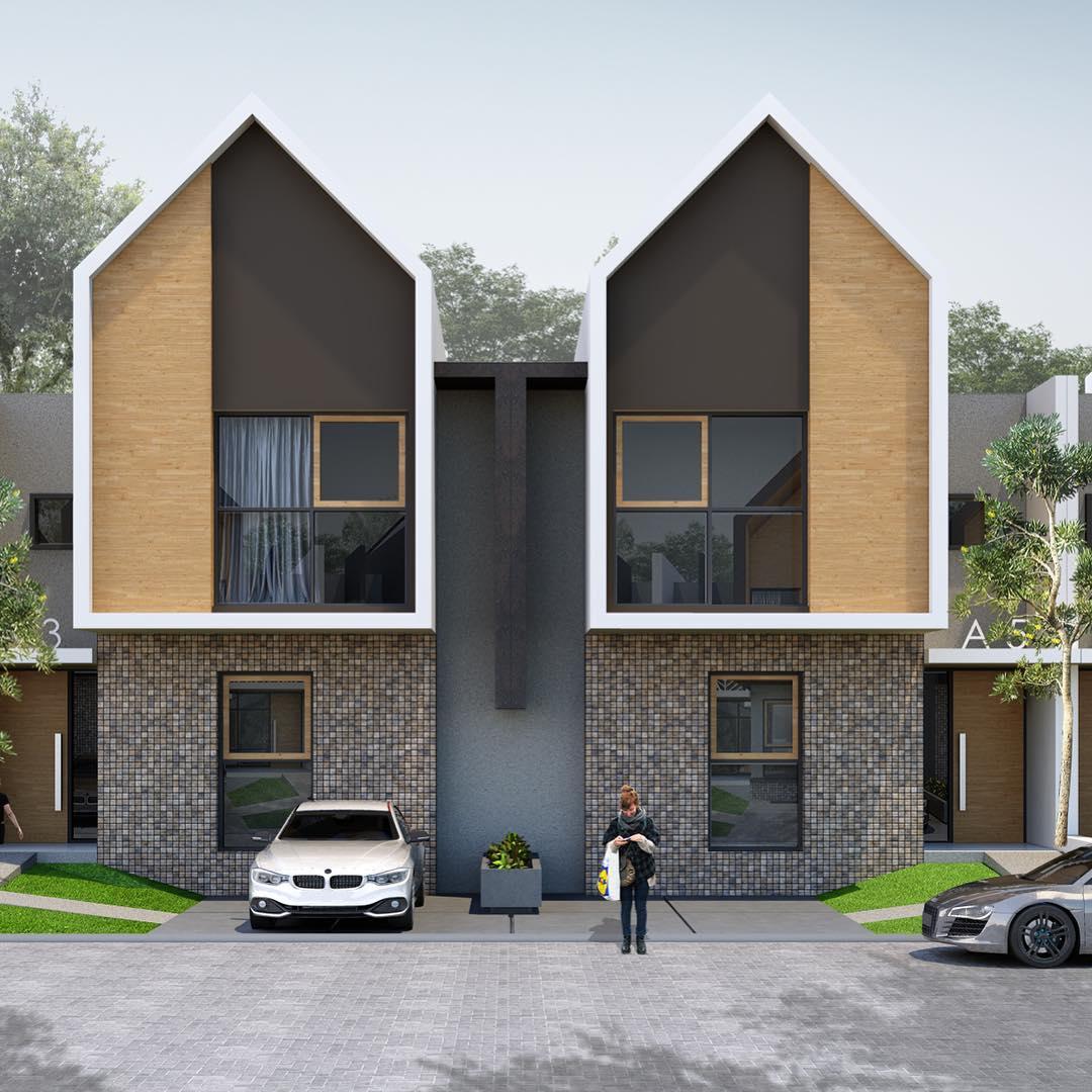 69 Desain Rumah Minimalis Elit Desain Rumah Minimalis Terbaru