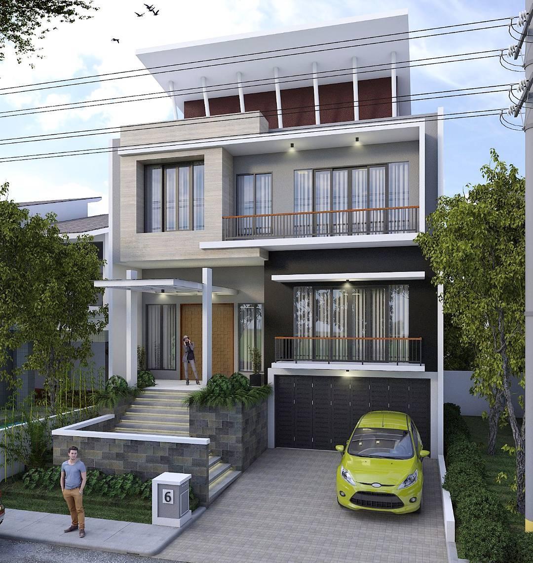 Rumah Mewah Modern Minimalis Type 36