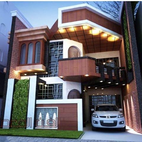 55 Rumah Minimalis Elit Mewah Konsep Terkini