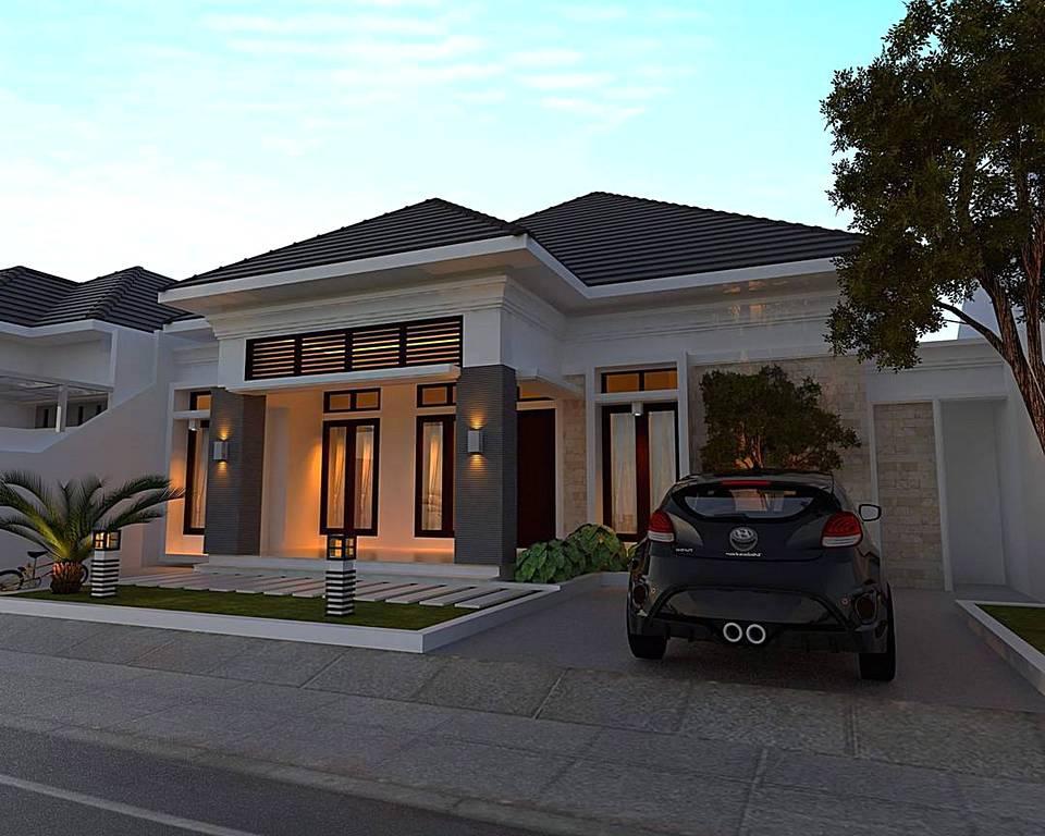 30 Model Rumah Minimalis Sederhana