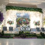 Dekorasi Pernikahan Modern Elegan Minimalis Lagi Ngetrend
