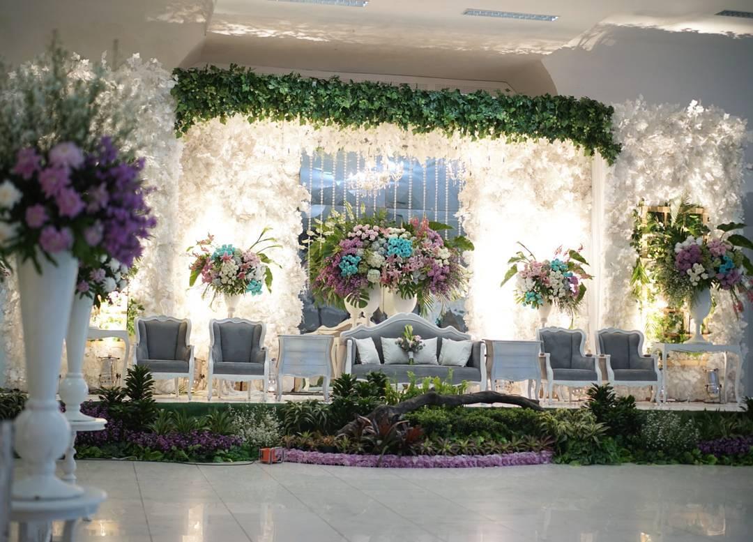 macam macam dekorasi pernikahan paling mewah