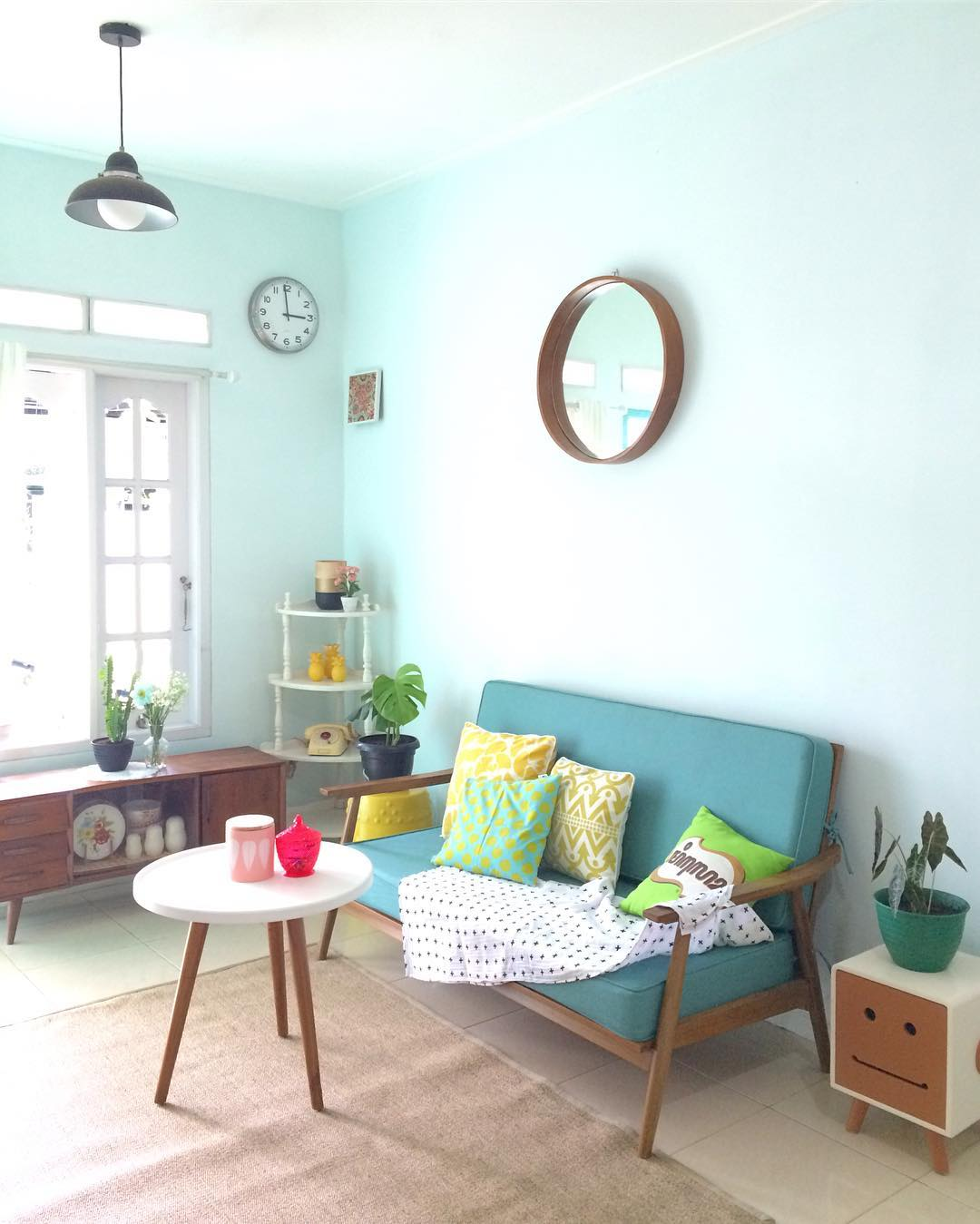 12 ide dan cara menata ruang tamu minimalis makin cantik