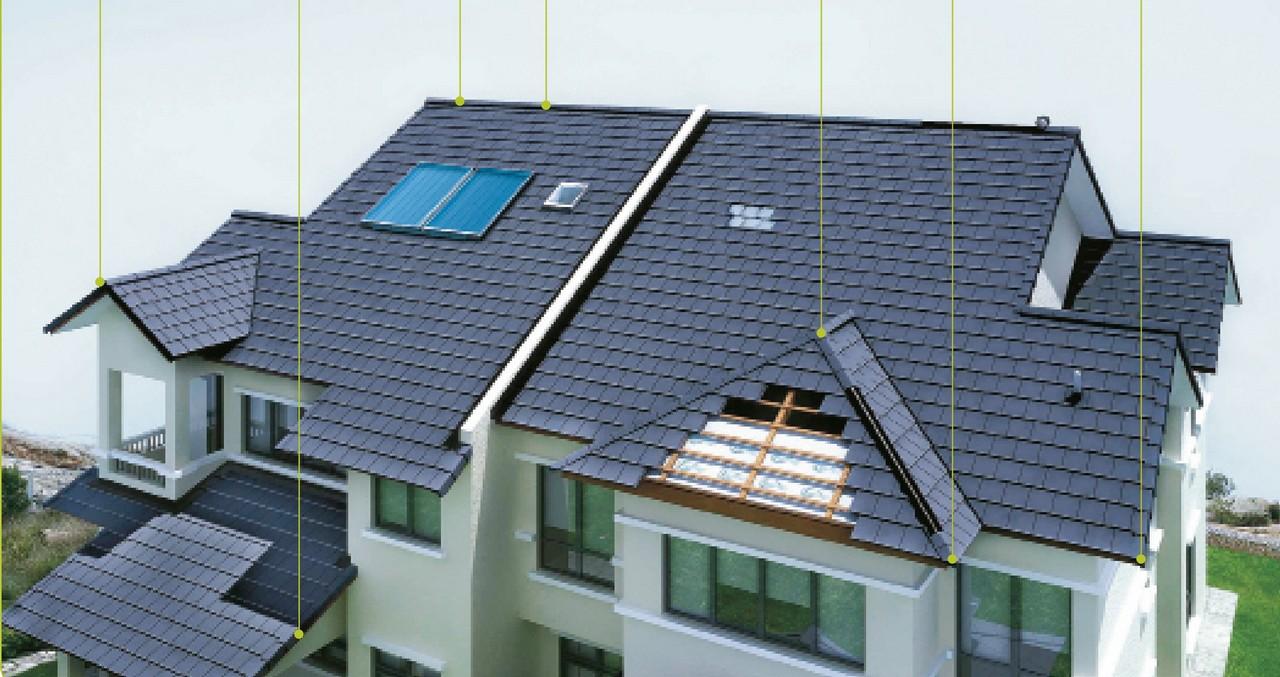 Atap Rumah Untuk Model Atap Rumah Minimalis 2 Lantai