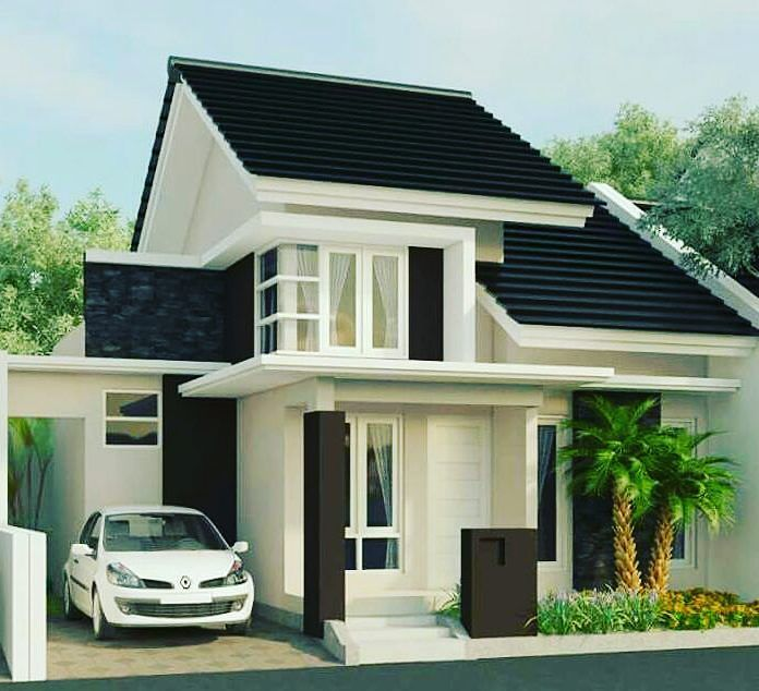 model rumah sederhana terbaru 2017 rumah idaman 2017