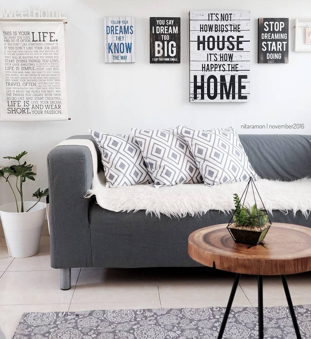 Cara Menata Interior Ruang Tamu