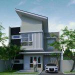 Cat Rumah Minimalis Modern Beserta Desain Rumah Minimalis