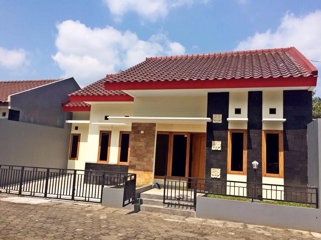 Contoh Rumah Sangat Sederhana Terbaru