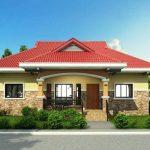 Contoh Rumah Sederhana Terbaru 2017