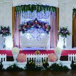 Dekorasi Pernikahan Di Gedung Terbaru Modern Romantis Minimalis
