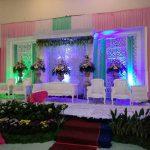 Dekorasi Pernikahan Minimalis Digedung Atau Rumah Terbaru Elegan Romantis