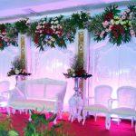 Dekorasi Pernikahan Murah Dirumah Atau Dekorasi Pelaminan Ditempat Sempit Minimalis