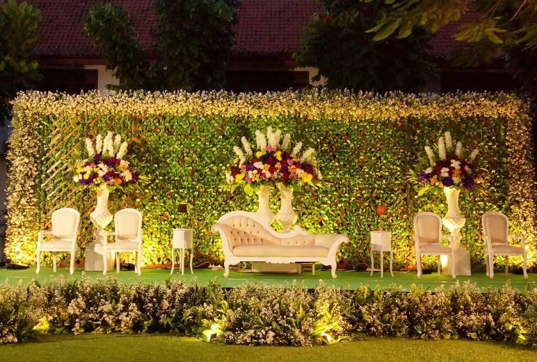 40 Dekorasi Pernikahan Modern Elegan Minimalis Terbaru 2019 Dekor