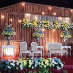 Dekorasi Pernikahan Shabby Unik