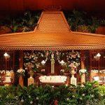 Dekorasi Pernikahan Unik Adat Jawa Terbaru Rumah Jogjlo