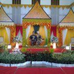 Dekorasi Pernikahan Unik Rumah Adat Terbaru