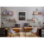Dekorasi Ruang Belajar 2 Anak Dengan Desain Ruang Belajar Minimalis