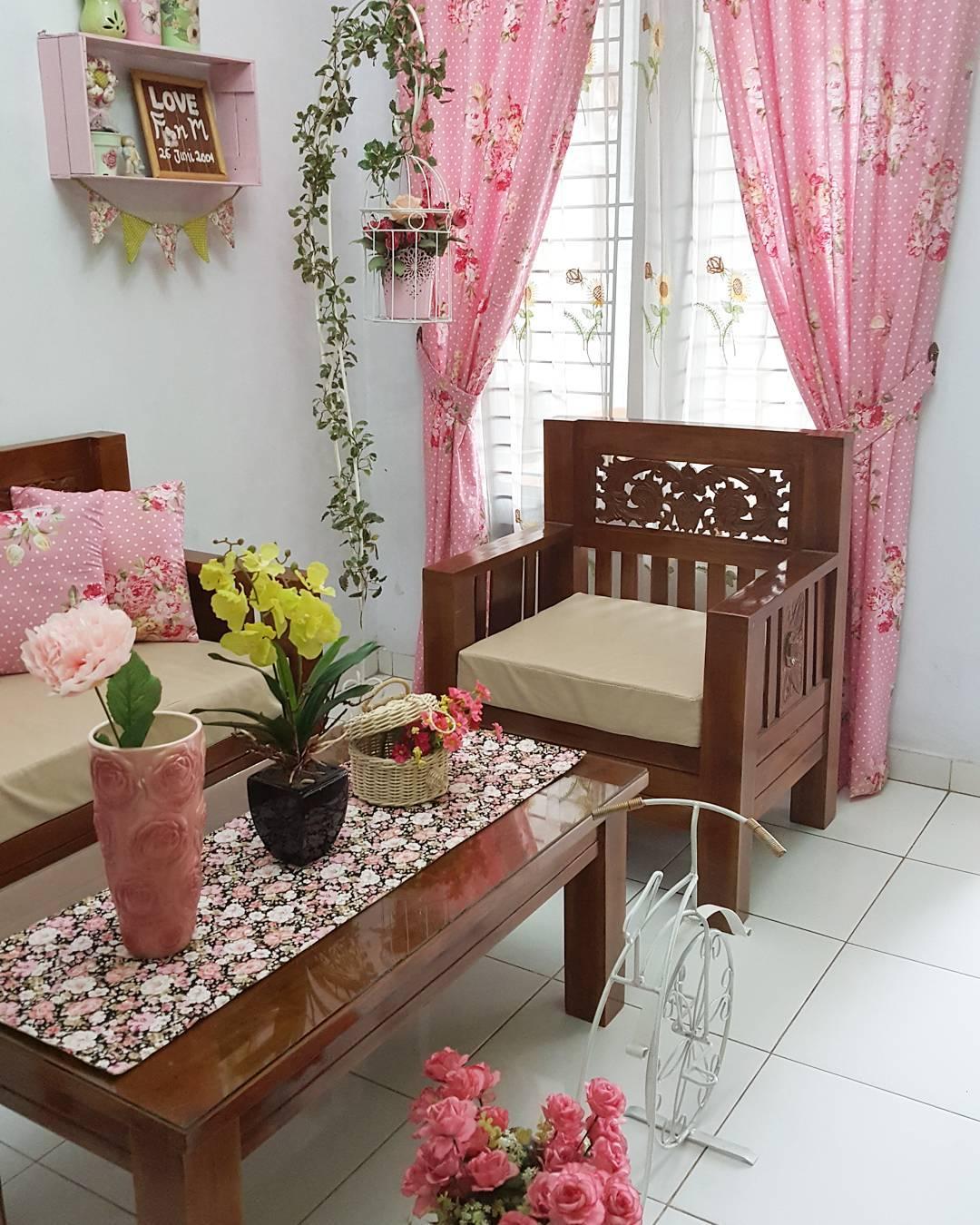 Menata Ruang Tamu Minimalis Makin Cantik Juga Luas 2017  Dekor Rumah