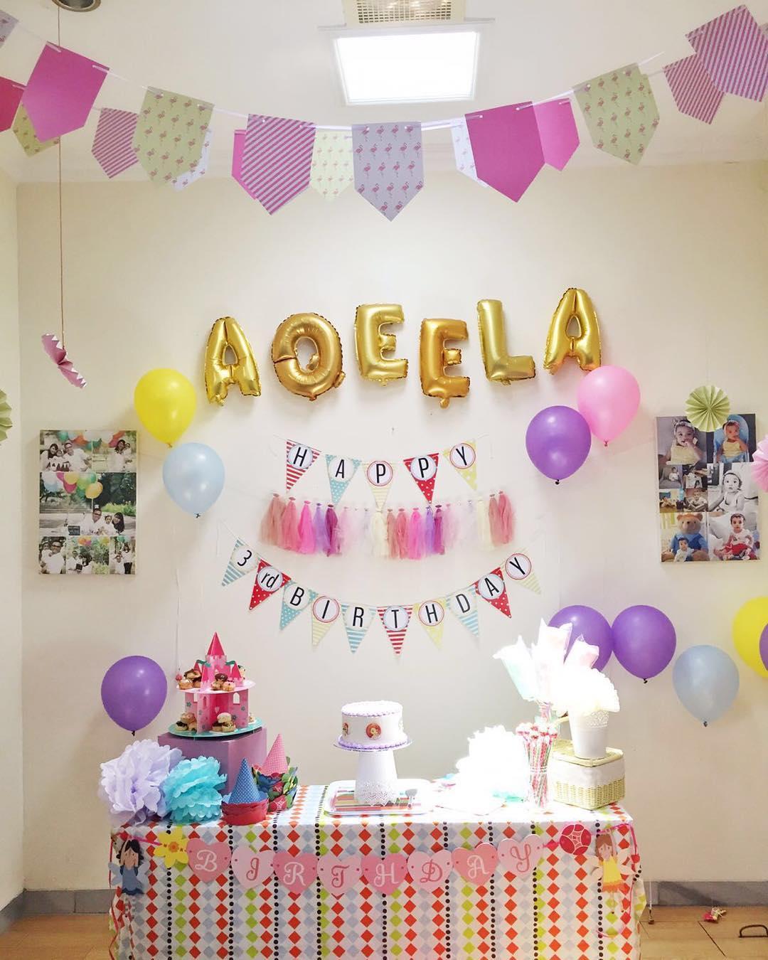 dekorasi kamar ulang tahun romantis lagi n rend