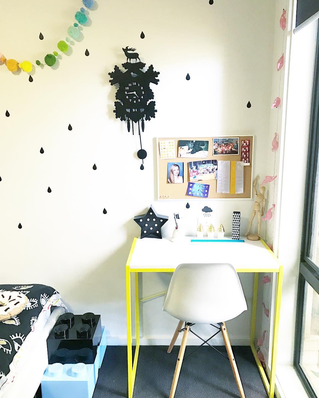 25 dekorasi dan desain ruang belajar minimalis modern terbaru 2019