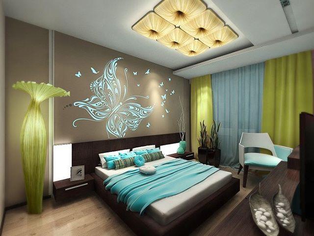 17 desain dan dekorasi kamar tidur perempuan remaja dewasa for Dekor kamar tidur hotel