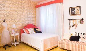 Desain Kamar Anak Perempuan Sederhana Namun Elegan