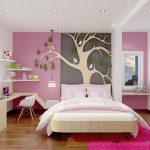 Desain Kamar Anak Perempuan Ukuran 3x3