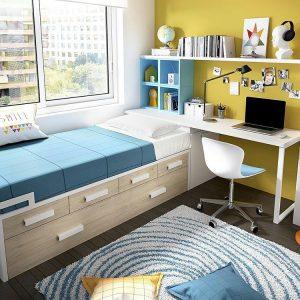 25 dekorasi dan desain ruang belajar minimalis modern