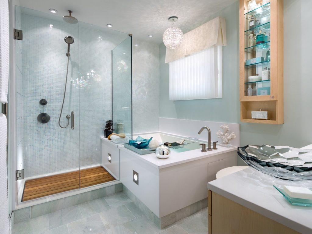 desain kamar mandi kaca - kreasi rumah